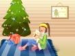 Home Tree - christmas wallpaper