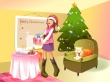 Preparing Presents - christmas wallpaper