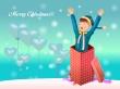 Suprise Greetings - christmas wallpaper
