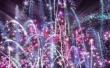 Fireworks - christmas wallpaper