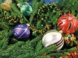 Bedecking Balls - christmas wallpaper