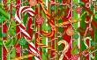 Lollipops - christmas wallpaper
