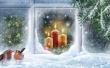 New Year Light - christmas wallpaper
