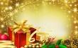 The Presents - christmas wallpaper