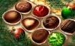 Sweet Tree Candies - christmas wallpaper