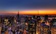 NY Skyline - usa wallpaper