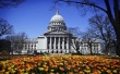 A Madison Spring Day - usa wallpaper
