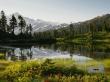 Picture Lake - scenery wallpaper