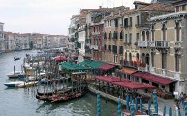 Venice cannal - italy wallpaper