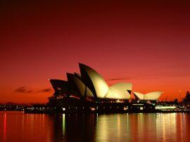 Sydney Opera house - australia wallpaper