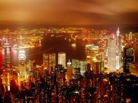 City of life - china wallpaper