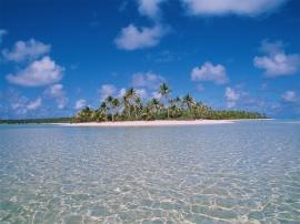 Perfect beach - scenery wallpaper