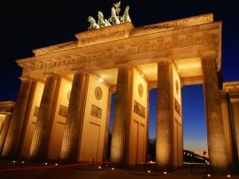 Brandenburg Gate - germany wallpaper