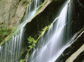 Cascading Water - germany wallpaper