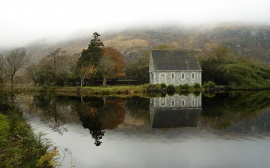 Gougane Barra - ireland wallpaper