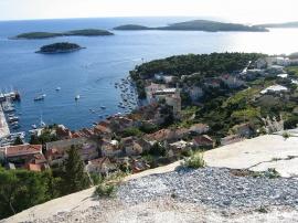 Hvar-Adriatic Sea - greece wallpaper