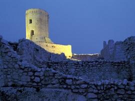 Bominaco Abruzzo - italy wallpaper