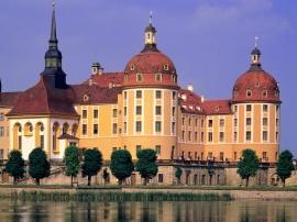 Moritzburg Castle - Германия обои