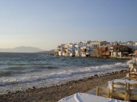 Mykonos - greece wallpaper