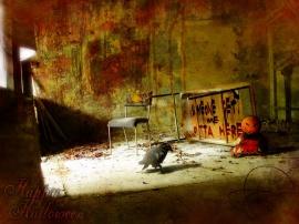 Lost Halloween - halloween wallpaper