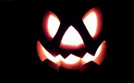 My Spooky Face - halloween wallpaper