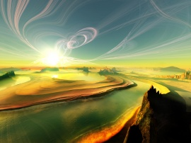 Astounding - landscape wallpaper