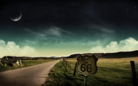 Route 66 - usa wallpaper