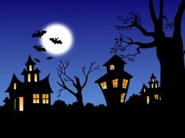 Halloween night - halloween wallpaper