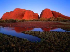 Uluru-Kata Park - australia wallpaper
