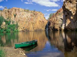 McArthur river - australia wallpaper