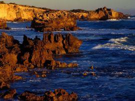 Boozy Gully coastline - australia wallpaper