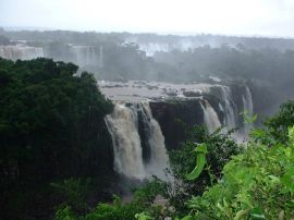 iguacu - brazil wallpaper