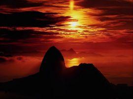 sugar loaf mountain - brazil wallpaper