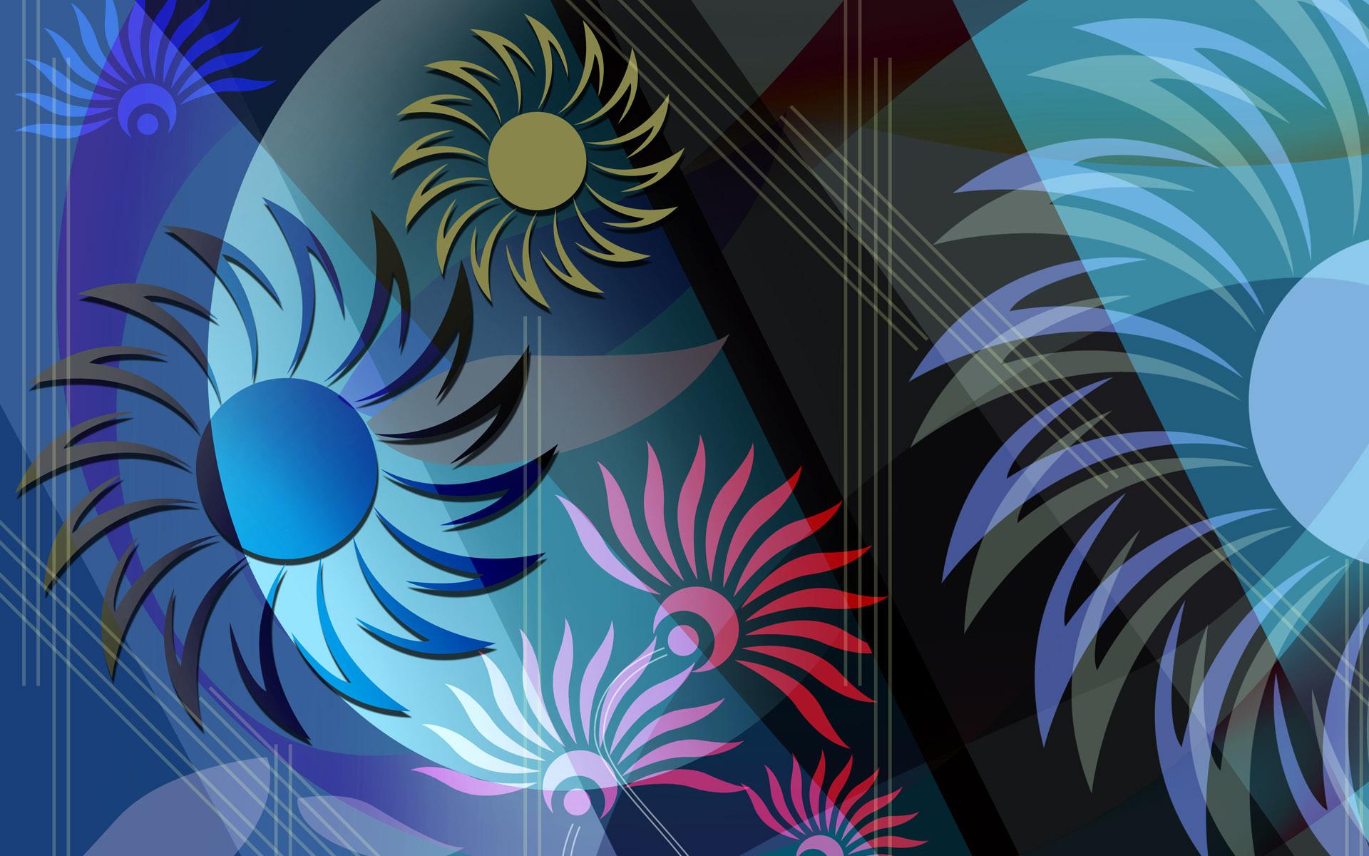 Wallpapers wallpaper designs flower design 1920x1200