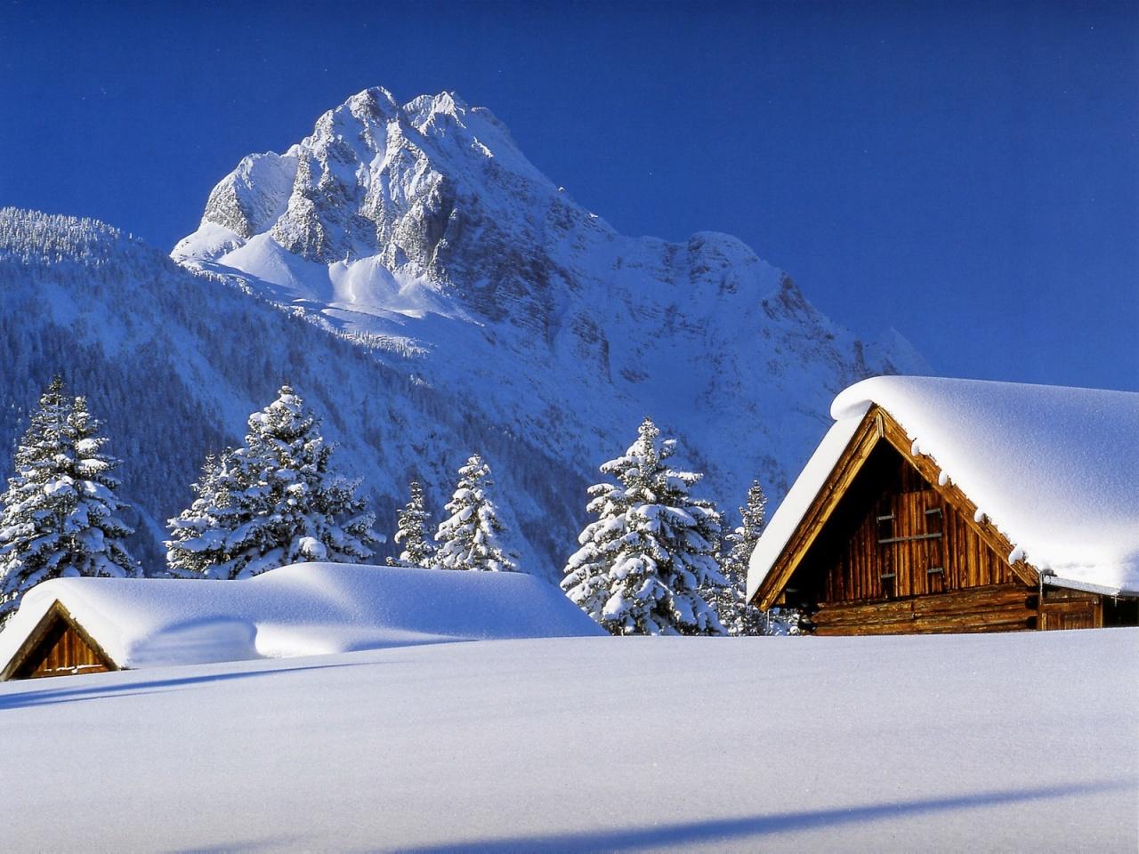Free Wallpaper - Free Nature wallpaper - Winter Wonderland 2 ...